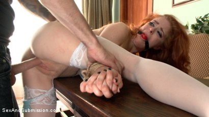 Photo number 10 from Anal Bounty Hunter 2 shot for Sex And Submission on Kink.com. Featuring Penny Pax and Tommy Pistol in hardcore BDSM & Fetish porn.