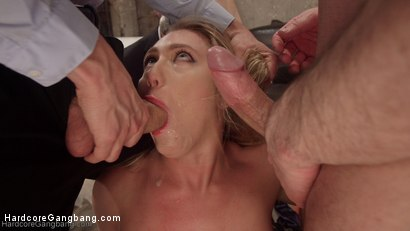 Photo number 23 from Almighty Rebel Cunt! A Double-Stuffed Bank Heist Take Down!!! shot for Hardcore Gangbang on Kink.com. Featuring Owen Gray, Gage Sin, AJ Applegate, John Strong, Mr. Pete and Astral Dust in hardcore BDSM & Fetish porn.