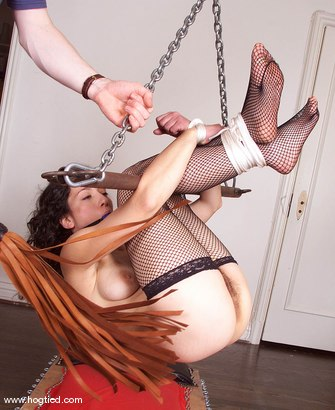 Photo number 7 from Serena shot for Hogtied on Kink.com. Featuring Serena in hardcore BDSM & Fetish porn.