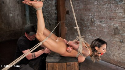 Photo number 10 from Nadia Styles has an Appetite for Suffering  shot for Hogtied on Kink.com. Featuring Nadia Styles in hardcore BDSM & Fetish porn.