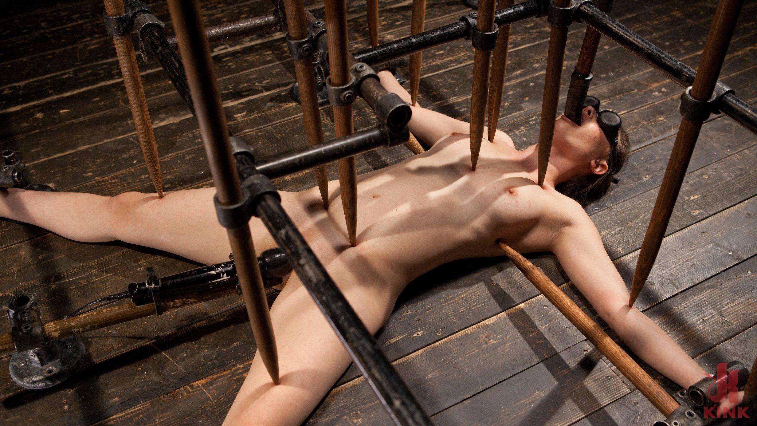 Woman In Bondage Video 11