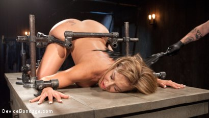 Photo number 5 from Slut Begs to Cum in Bondage! shot for Device Bondage on Kink.com. Featuring Richelle Ryan in hardcore BDSM & Fetish porn.