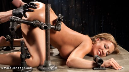 Photo number 6 from Slut Begs to Cum in Bondage! shot for Device Bondage on Kink.com. Featuring Richelle Ryan in hardcore BDSM & Fetish porn.