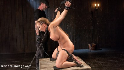 Photo number 9 from Slut Begs to Cum in Bondage! shot for Device Bondage on Kink.com. Featuring Richelle Ryan in hardcore BDSM & Fetish porn.