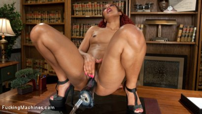 Photo number 8 from Holy Fucking Squirter!!! shot for Fucking Machines on Kink.com. Featuring Daisy Ducati in hardcore BDSM & Fetish porn.