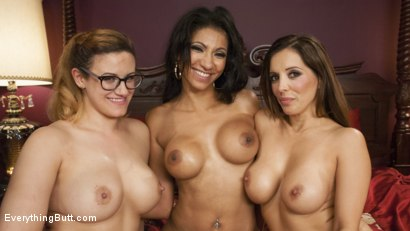 Photo number 14 from Francesca Le gives Pussy and Ass Fisting to Bad Girls who cant pay debt shot for Everything Butt on Kink.com. Featuring Sadie Santana, Francesca Le and Penny Barber in hardcore BDSM & Fetish porn.