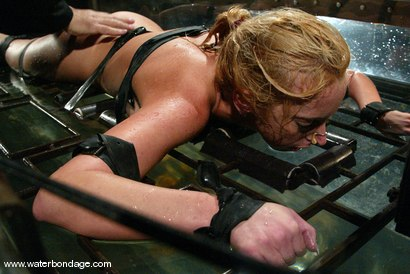 Photo number 13 from Kelly Wells shot for Water Bondage on Kink.com. Featuring Kelly Wells in hardcore BDSM & Fetish porn.