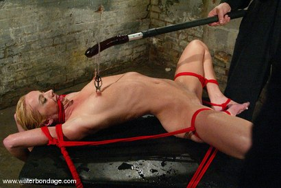 Photo number 4 from Kelly Wells shot for Water Bondage on Kink.com. Featuring Kelly Wells in hardcore BDSM & Fetish porn.