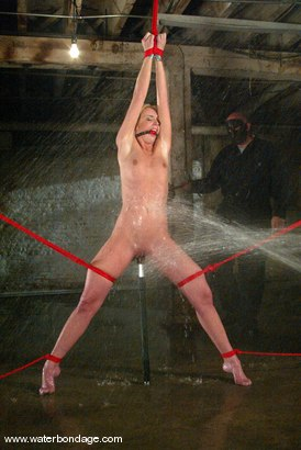 Photo number 6 from Kelly Wells shot for Water Bondage on Kink.com. Featuring Kelly Wells in hardcore BDSM & Fetish porn.