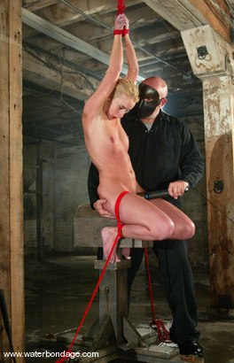 Photo number 7 from Kelly Wells shot for Water Bondage on Kink.com. Featuring Kelly Wells in hardcore BDSM & Fetish porn.