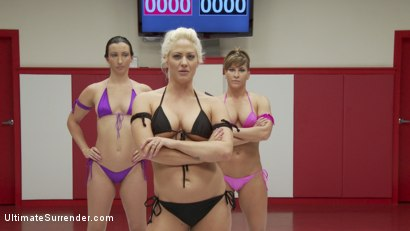Photo number 2 from Mom's I'd Like to Fight shot for Ultimate Surrender on Kink.com. Featuring Syd Blakovich, Holly Heart, Ariel X and Wenona in hardcore BDSM & Fetish porn.