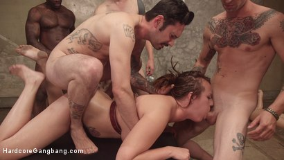 Photo number 1 from Route 69: Truckers Welcome. Porn store slut double penetrated! shot for Hardcore Gangbang on Kink.com. Featuring Alisha Adams, Owen Gray, Dorian Deville, Gage Sin, Tommy Pistol and Jon Jon in hardcore BDSM & Fetish porn.