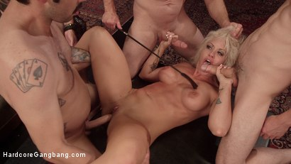 Photo number 9 from All In: Holly Heart gets TRIPLE PENETRATED by HUGE fat cocks! shot for Hardcore Gangbang on Kink.com. Featuring Holly Heart, John Strong, Bill Bailey, Owen Gray, Tommy Pistol and Gage Sin in hardcore BDSM & Fetish porn.