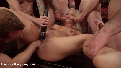 Photo number 15 from All In: Holly Heart gets TRIPLE PENETRATED by HUGE fat cocks! shot for Hardcore Gangbang on Kink.com. Featuring Holly Heart, John Strong, Bill Bailey, Owen Gray, Tommy Pistol and Gage Sin in hardcore BDSM & Fetish porn.
