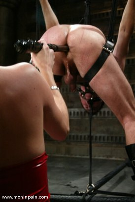 Photo number 10 from Wild Bill and Harmony shot for Men In Pain on Kink.com. Featuring Harmony and Wild Bill in hardcore BDSM & Fetish porn.