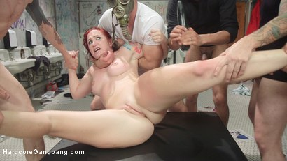 Photo number 3 from House Of Ill Repute: Double stuffed in a sexual surrealist fantasy! shot for Hardcore Gangbang on Kink.com. Featuring Sophia Locke, Mickey Mod, Bill Bailey, Owen Gray, Gage Sin and Tommy Pistol in hardcore BDSM & Fetish porn.