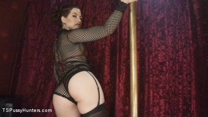 Photo number 2 from Champaign room Anal. TS takes Stripper to Private and things get racy shot for TS Pussy Hunters on Kink.com. Featuring Ingrid Mouth and Vixxen Goddess in hardcore BDSM & Fetish porn.