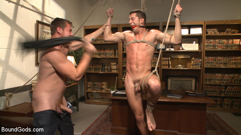 bound gods video