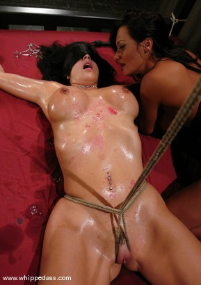 Photo number 8 from Sandra Romain and Mikayla shot for Whipped Ass on Kink.com. Featuring Sandra Romain and Mikayla in hardcore BDSM & Fetish porn.