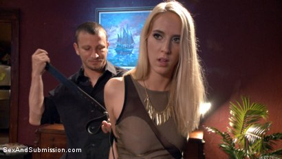 Photo number 1 from The Girlfriend Collection shot for Sex And Submission on Kink.com. Featuring Cadence Lux, Mr. Pete, Juliette March and Adley Rose in hardcore BDSM & Fetish porn.