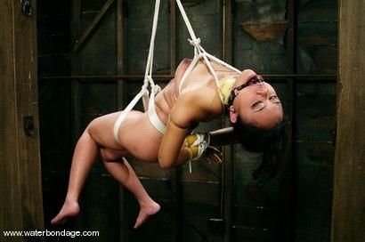 Photo number 2 from Annie Cruz shot for Water Bondage on Kink.com. Featuring Annie Cruz in hardcore BDSM & Fetish porn.