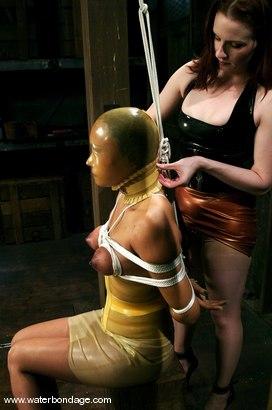 Photo number 1 from Annie Cruz shot for Water Bondage on Kink.com. Featuring Annie Cruz in hardcore BDSM & Fetish porn.