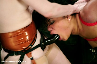 Photo number 7 from Annie Cruz shot for Water Bondage on Kink.com. Featuring Annie Cruz in hardcore BDSM & Fetish porn.