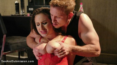 Photo number 6 from The Director's Cut shot for Sex And Submission on Kink.com. Featuring Ashley Adams and Bill Bailey in hardcore BDSM & Fetish porn.