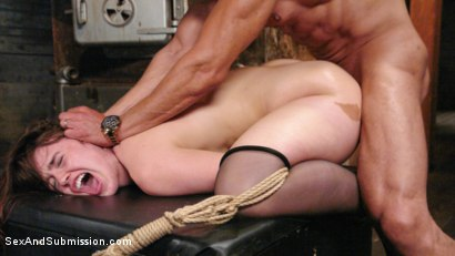 Photo number 5 from Anal Asset shot for Sex And Submission on Kink.com. Featuring Jodi Taylor and Marco Banderas in hardcore BDSM & Fetish porn.