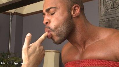 Photo number 3 from Micah Brandt  shot for Men On Edge on Kink.com. Featuring Micah Brandt in hardcore BDSM & Fetish porn.