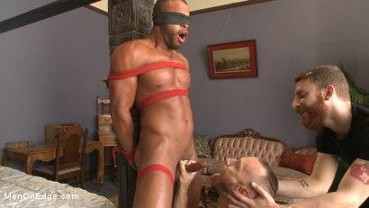 Photo number 4 from Micah Brandt  shot for Men On Edge on Kink.com. Featuring Micah Brandt in hardcore BDSM & Fetish porn.