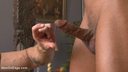Photo number 2 from Micah Brandt  shot for Men On Edge on Kink.com. Featuring Micah Brandt in hardcore BDSM & Fetish porn.