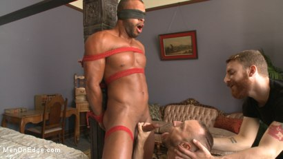 Photo number 4 from Micah Brandt  shot for Men On Edge on Kink.com. Featuring Micah Brandt in hardcore BDSM & Fetish porn.