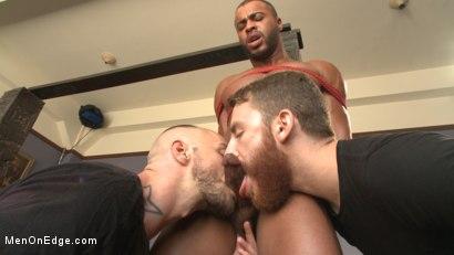 Photo number 5 from Micah Brandt  shot for Men On Edge on Kink.com. Featuring Micah Brandt in hardcore BDSM & Fetish porn.