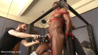 Photo number 7 from Micah Brandt  shot for Men On Edge on Kink.com. Featuring Micah Brandt in hardcore BDSM & Fetish porn.