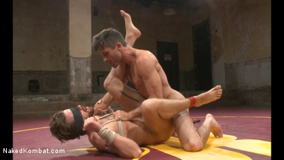 Photo number 11 from Lance Hart vs Brendan Patrick shot for Naked Kombat on Kink.com. Featuring Lance Hart and Brendan Patrick in hardcore BDSM & Fetish porn.