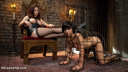 Photo number 19 from Property of Chanel Preston shot for Whipped Ass on Kink.com. Featuring Chanel Preston and Mia Austin in hardcore BDSM & Fetish porn.