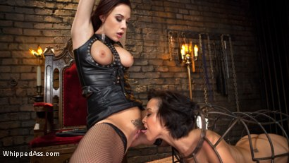 Photo number 20 from Property of Chanel Preston shot for Whipped Ass on Kink.com. Featuring Chanel Preston and Mia Austin in hardcore BDSM & Fetish porn.