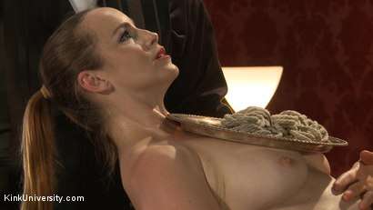 Photo number 4 from Position Training: Advanced shot for Kink University on Kink.com. Featuring Shay Tiziano, Maestro Stefanos and Bella Rossi in hardcore BDSM & Fetish porn.