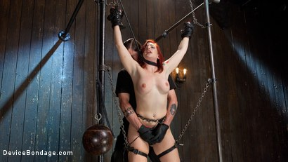 Photo number 2 from Breaking Sophia Locke shot for Device Bondage on Kink.com. Featuring Sophia Locke in hardcore BDSM & Fetish porn.