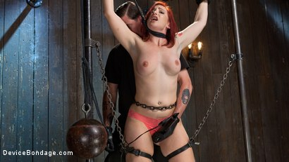Photo number 3 from Breaking Sophia Locke shot for Device Bondage on Kink.com. Featuring Sophia Locke in hardcore BDSM & Fetish porn.