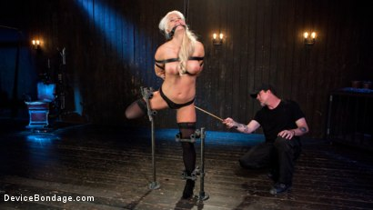 Photo number 11 from Welcome Home Slut!! shot for Device Bondage on Kink.com. Featuring Holly Heart and The Pope in hardcore BDSM & Fetish porn.