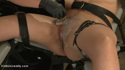 Photo number 14 from Erotic Shaving - How to Make Your Partner's Pussy Pube-less shot for Kink University on Kink.com. Featuring Mistress Minax and Aali Rousseau in hardcore BDSM & Fetish porn.