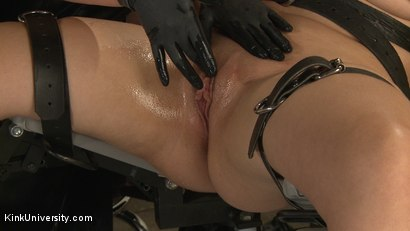 Photo number 16 from Erotic Shaving - How to Make Your Partner's Pussy Pube-less shot for Kink University on Kink.com. Featuring Mistress Minax and Aali Rousseau in hardcore BDSM & Fetish porn.