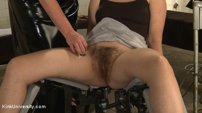 Photo number 4 from Erotic Shaving - How to Make Your Partner's Pussy Pube-less shot for Kink University on Kink.com. Featuring Mistress Minax and Aali Rousseau in hardcore BDSM & Fetish porn.