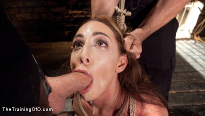 Photo number 3 from Big Ass Double Penetration Squirting Bondage Slave, Savannah Fox shot for The Training Of O on Kink.com. Featuring Savannah Fox and Alex Legend in hardcore BDSM & Fetish porn.