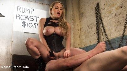 Photo number 15 from Sadistic Butcher Hazes Meatboy shot for Divine Bitches on Kink.com. Featuring Aiden Starr and Mike Panic in hardcore BDSM & Fetish porn.
