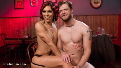 Photo number 6 from Kendra Sinclaire demands to fuck and get fucked! shot for TS Seduction on Kink.com. Featuring Mike Panic and Kendra Sinclaire in hardcore BDSM & Fetish porn.