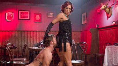 Photo number 1 from Kendra Sinclaire demands to fuck and get fucked! shot for TS Seduction on Kink.com. Featuring Mike Panic and Kendra Sinclaire in hardcore BDSM & Fetish porn.
