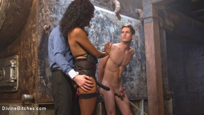 Photo number 13 from Cuckold Therapy shot for Divine Bitches on Kink.com. Featuring Rob Yaeger, Lotus Lain and Tony Orlando in hardcore BDSM & Fetish porn.